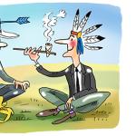 Elsevier - Ondernemer geplukt door de banken